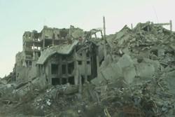 فیلم/ بازسازی شهر حمص سوریه