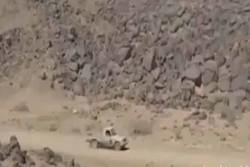 الجيش اليمني يوقع القوات السعودية المعتدية في كمين محكم