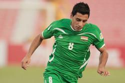 بازیکن تیم فوتبال امید عراق از قطر اخراج شد