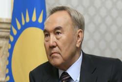 رئيس جمهورية كازاخستان يصل طهران على رأس وفد رفيع المستوى