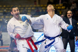 Iran Zamin Karate tournament