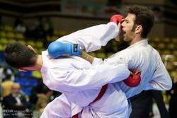 مسابقات کاراته جام ایران زمین