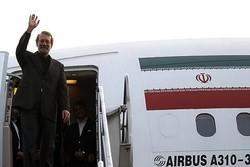 سفر لاریجانی به بغداد