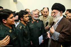 Leader extends accolade to 'American marines arrest case'