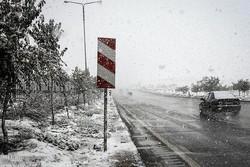سرمای ۱۱ درجه زیر صفر در نیر و خلخال/ خروج سامانه بارشی از استان