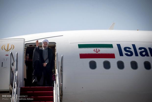 رئيس الجمهورية الاسلامية الايرانية يزور النمسا الاسبوع المقبل