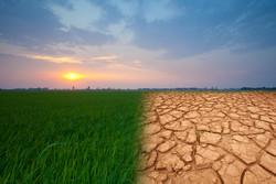 کراپشده - تغییر اقلیم