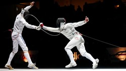 Five Iranian fencers to fight at Asian Fencing Qualifiers