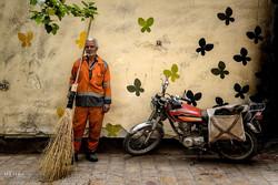 لقطات من الحياة اليومية في ايران