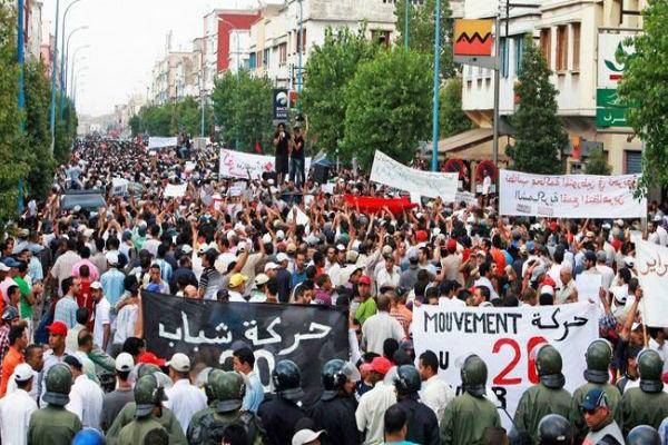 تظاهرات مغربية ضد الحكومة لإقصاءها للمرأة