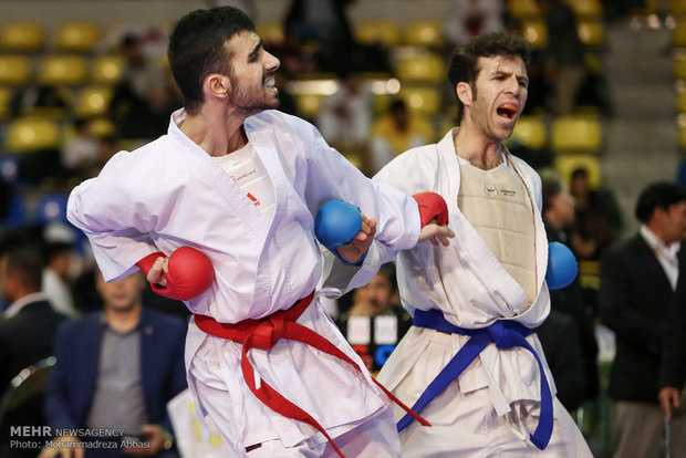 Teams to vie at Iran Zamin Karate Cup announced