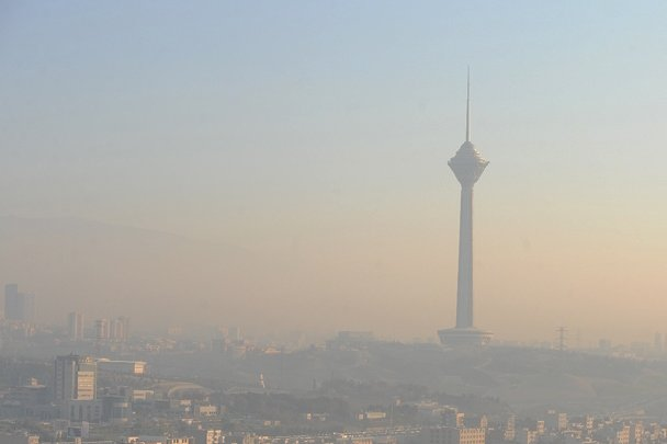 سياهه آلايندگی تهران منتشر شد/ ۸۵ درصد سهم وسایل نقلیه