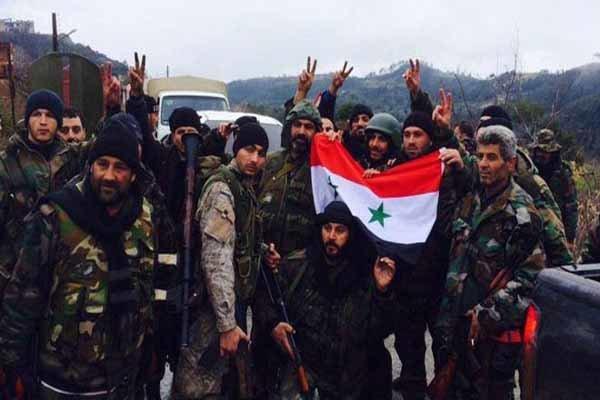 فلم/ شامی فوج نے لاذقیہ میں ربیعہ علاقہ کو دہشت گردوں سے پاک کردیا