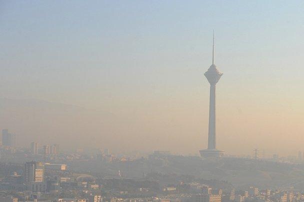 نشست کارگروه کاهش آلودگی هوای تهران برگزار شد