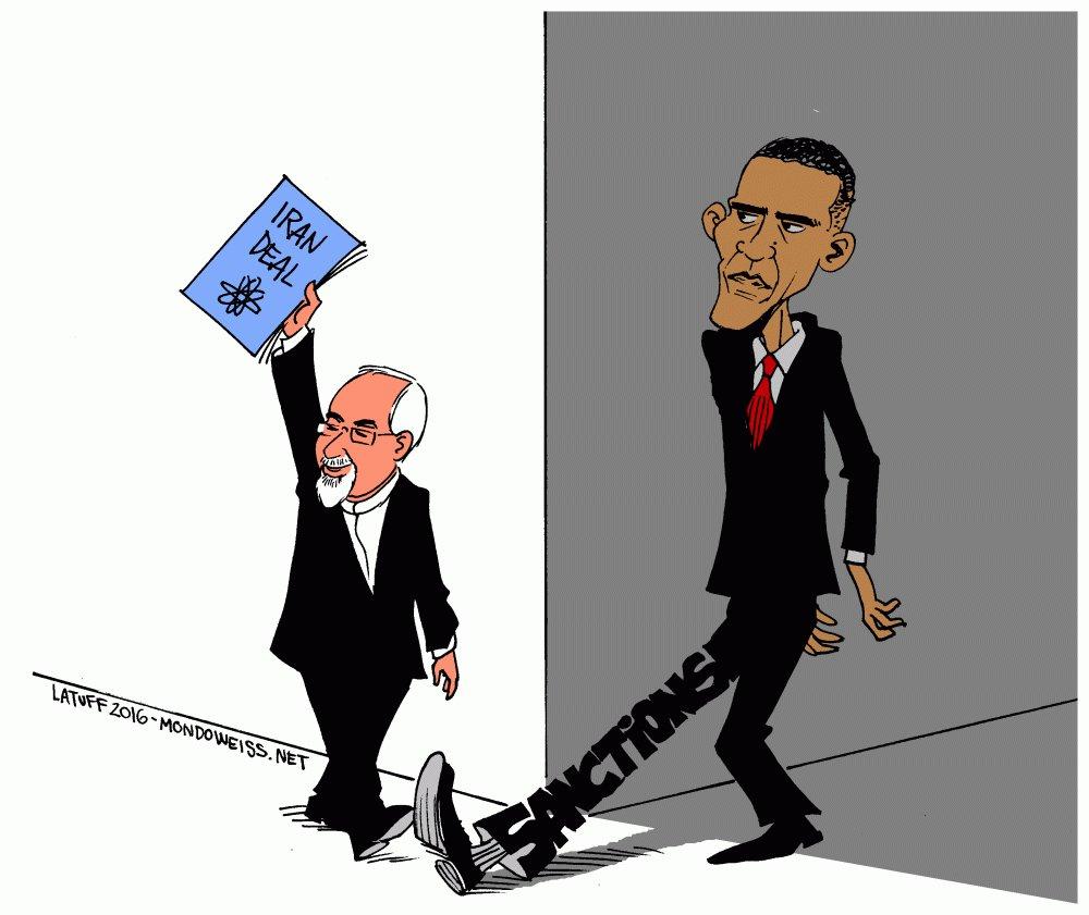 ايران وامريكا