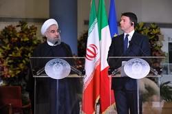 روحاني: زيارتنا لإيطاليا تساعد على ارساء الأمن والاستقرار فى المنطقة