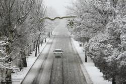 افزایش آلایندهها در البرز / وقوع یخبندان شبانه در جاده چالوس