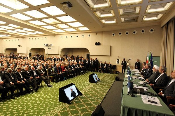 روحاني: ايران اكثر دول المنطقة استقراراً وأمناً