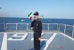 """ايران تبدأ  مناورات """"الولاية 94"""" البحرية الكبرى"""