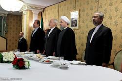 دیدار رییس جمهور با ایرانیان مقیم ایتالیا