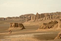 İtalyan koşucu İran'ın Lut Çölü'ne ün kazandıracak