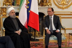 Iran, France sign shipping agreement