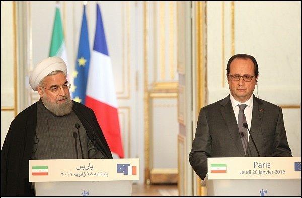 روحاني يؤكد على اغتنام فرصة الاتفاق النووي لتطوير العلاقات