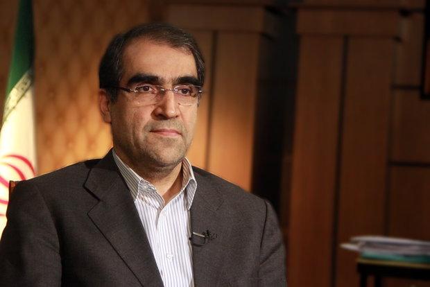 حسن هاشمی وزیر بهداشت