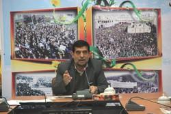 راهپیمایی ۲۲ بهمن در ۱۴۲ نقطه چهارمحال و بختیاری برگزار می شود