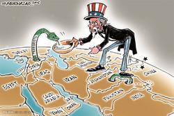 برترین کاریکاتور های جهان در ۱۹ بهمن ۹۴