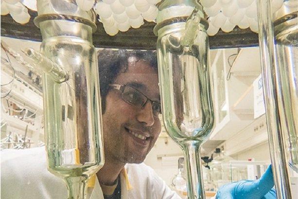Iranian researcher wins Sweden's prestigious scientific award