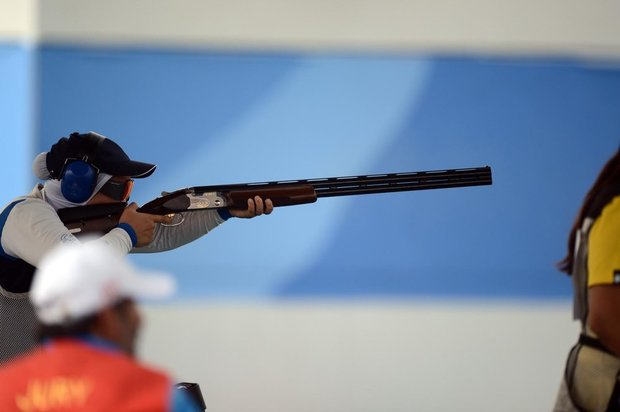 Iranian shooter reaches Olympic Qualifying finals