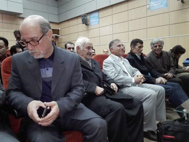 رئیس کانون مربیان فوتبال استان قزوین انتخاب شد