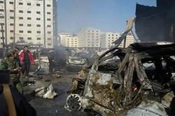 استشهاد  10 أشخاص في انفجار عند مدخل منطقة السيدة زينب (ع) بريف دمشق