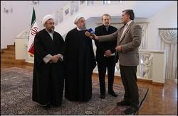 Üç erkin başkanları bir araya geldi