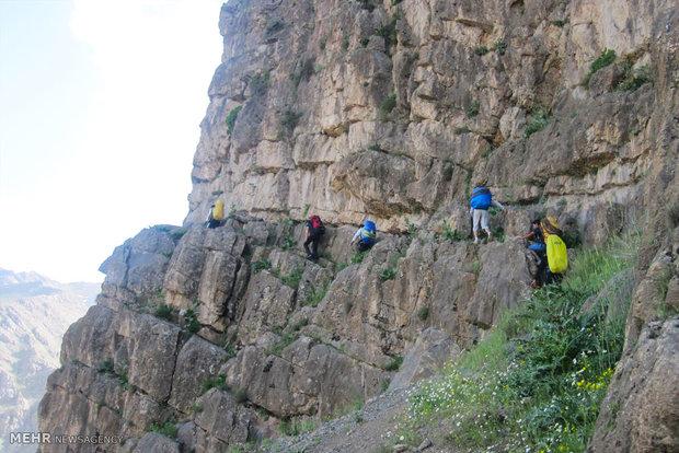 Vanai Cave in Lorestan