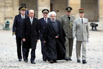 Pres. Rouhani's historic visit to Europe sees higher profits