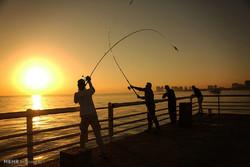 Kiş adasındaki güneşin doğuşu/Foto