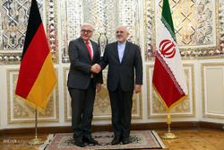 دیدار وزرای خارجه ایران و آلمان