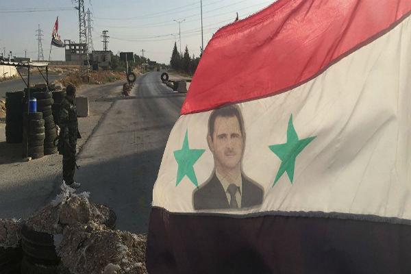 """استهداف موكب """"الأسد"""" ... أكذوبة أخرى لتغطية هزائم الارهابيين"""