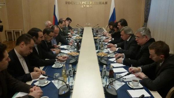 Iran, Russia's path to long-term coop. 'irreversible'