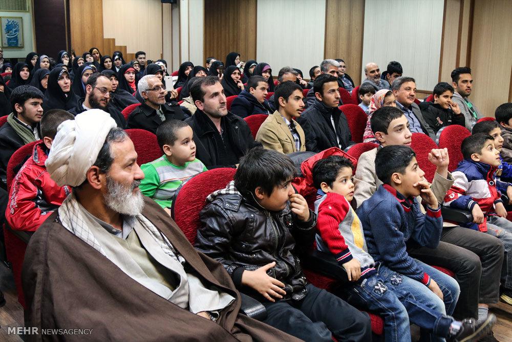آیین اختتامیه سومین دوره مرحله مقدماتی مسابقات قرآنی محلات