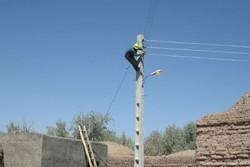کراپشده - برق رسانی روستا
