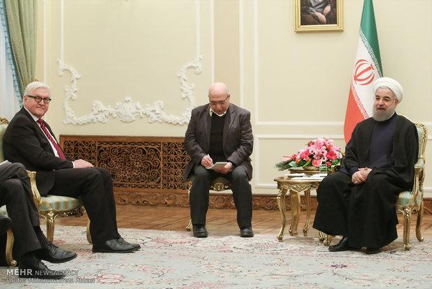 روحاني: الارهاب خطر يهدّد الجميع بما فيه الاتحاد الأوروبي