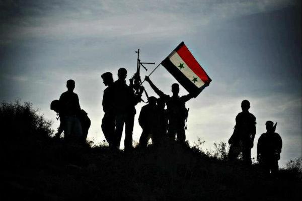 فلم/ شامی فوج القریتین علاقہ میں داخل ہوگئی