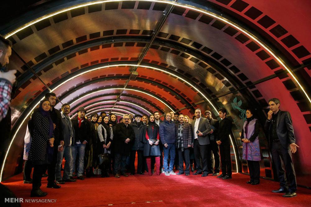 دومین روز سی و چهارمین جشنواره فیلم فجر