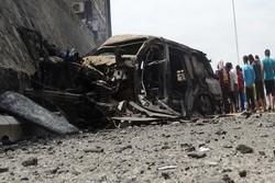 خودروی بمب گذاری شده