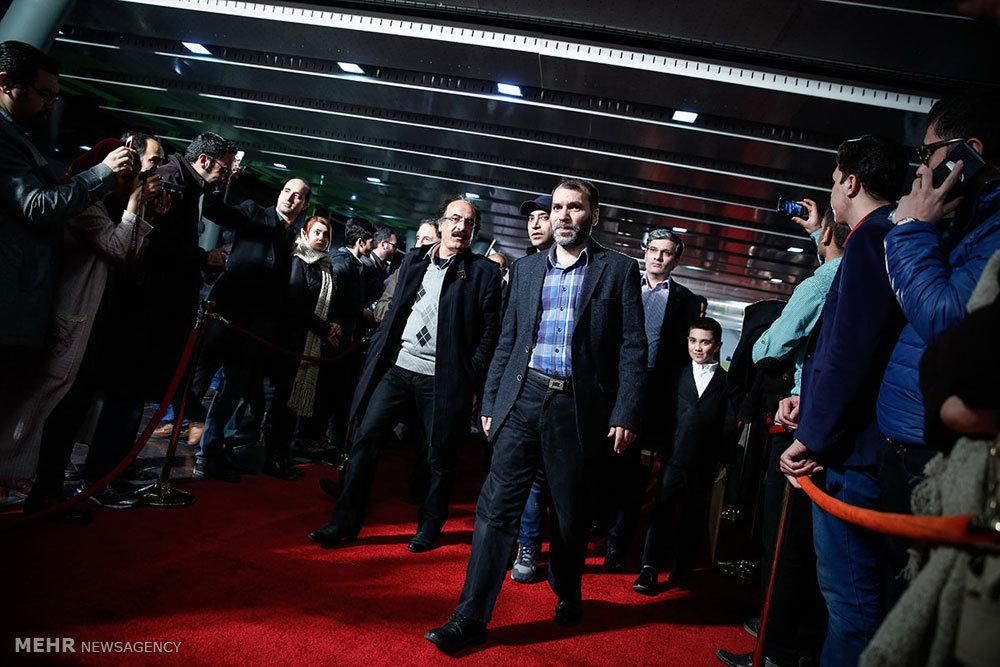 سومین روز سی و چهارمین جشنواره فیلم فجر