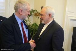 دیدارهای وزیرامورخارجه در لندن