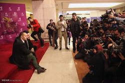 چهارمین روز سی و چهارمین جشنواره فیلم فجر